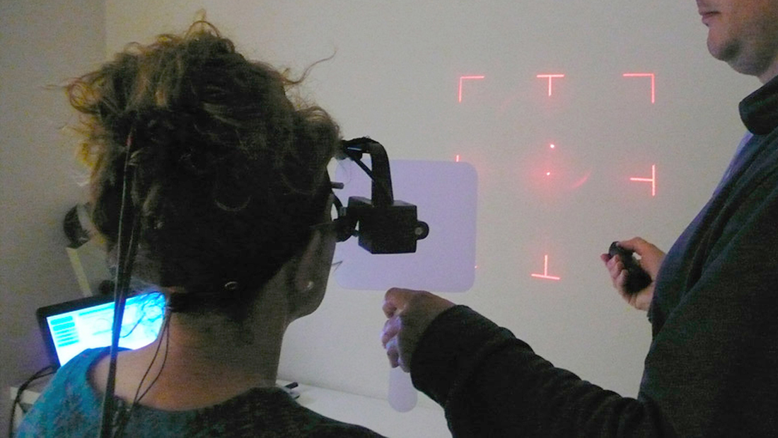 Con el videooculógrafo Gazelab se consiguen medidas objetivas para el estudio del estrabismo.