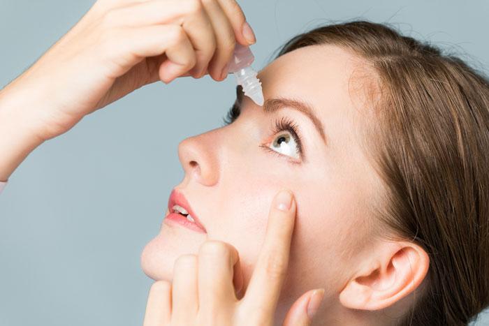 Tratamiento de las alergias oculares