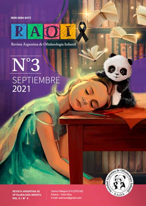 Revista RAOI. Septiembre 2021